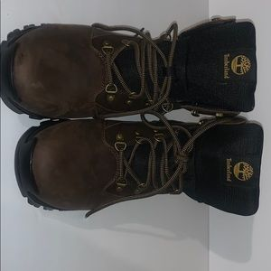 NEW Timberland 9810R Rangeley Mid Brown Leather